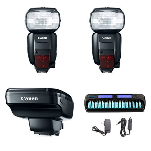 Canon 600EX II-RT Canon 600EX II-RT Speedlite Flash  with Sp