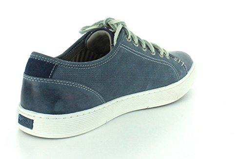 Sperry Zapatos de Hombre Deporte Casual Cuero ASV Gold Cup Zapatillas Azul