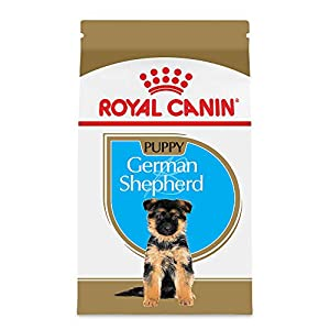 Royal Canin German Shepherd Puppy Breed Specific Dry Dog Food, 30 lb. bag