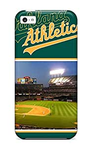 oakland athletics MLB Sports & Colleges best iPhone 5c cases