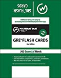 Manhattan Prep GRE: 500 Essential Words (Manhattan Prep GRE Strategy Guides)