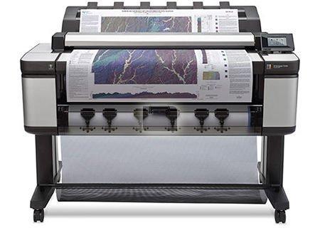 Hewlett Packard B9E24B#B1K Hp Designjet T3500 Production Emfp 36 In. - Large - Format Printer - Color - Ink - Jet
