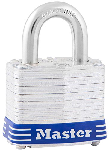 Master Lock 3D Laminated Padlock, 3/4-inch Shackle, 1-9/16-inch - Galleria Online Shopping