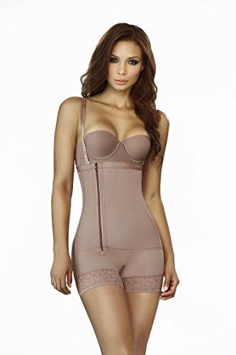 Ann Chery 5168 Melanie Fajas Colombianas Backless Bodyshaper (S)