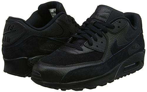 012 black Air black 90 Nero Uomo Scarpe Nike Corsa Max Premium Da UOnpP76p