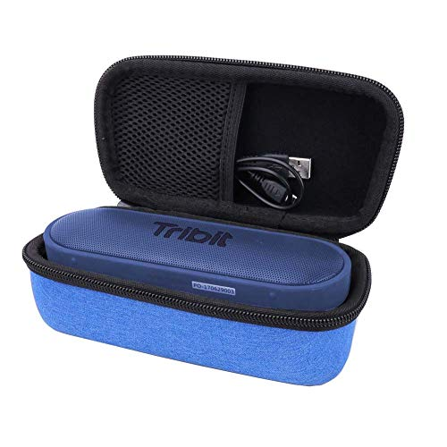 Aenllosi Hard Case for Tribit XSound Go Portable Bluetooth Speaker by (Blue)