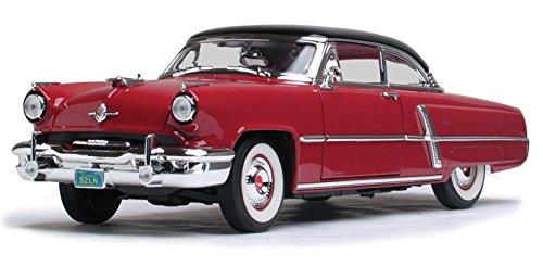 1952 Lincoln Capri Burgundy 1/18 by Road Signature -
