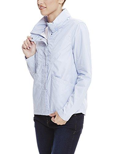 Cotton Jacke Bench Easy Bl11217 zen Blau Blue Damen Jacket