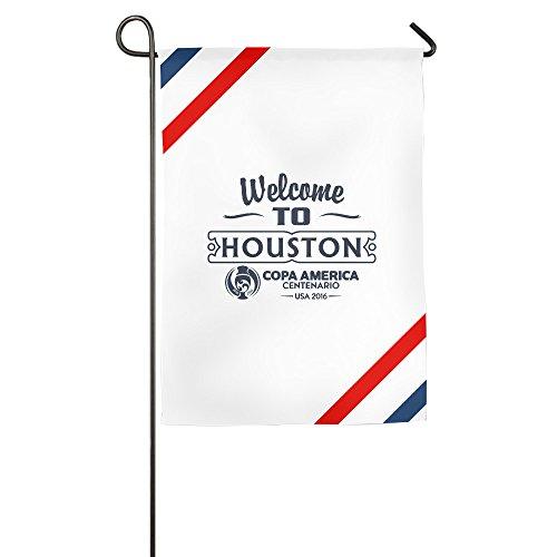 Atoggg 2016 Copa America Centenario Houston Home Flags/House Flags/Garden Flags 12*18inch / 18*27inch