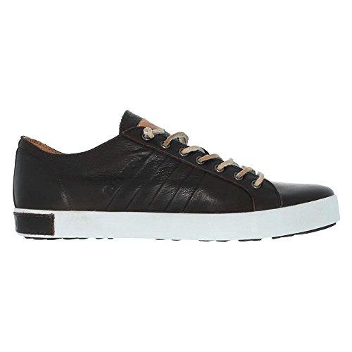 Blackstone Heren Jm11 Lederen Sneaker Pinecone