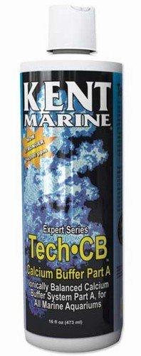 (Kent Marine AKMTCBA64 Tech Calcium Buffer Part A for Aquarium, 64-Ounce)