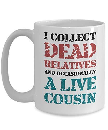Funny Genealogist Coffee Mug | Genealogy Gifts | Family Tree Expert | Family History Gift | Family Tree | Family Historian | Family Ancestry