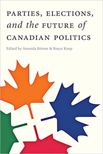 Book Parties, Elections, and the Future of Canadian Politics