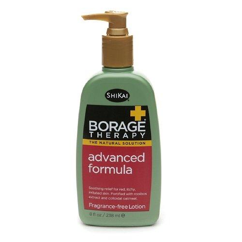 ShiKai Borage Therapy Advanced Formula Lotion, Fragrance Free8 fl oz (Borage Advanced Therapy Formula compare prices)
