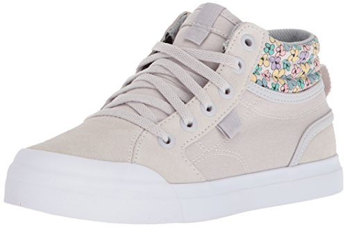 DC Girls' Evan HI SP Skate Shoe Multi 12.5 M US Little Kid