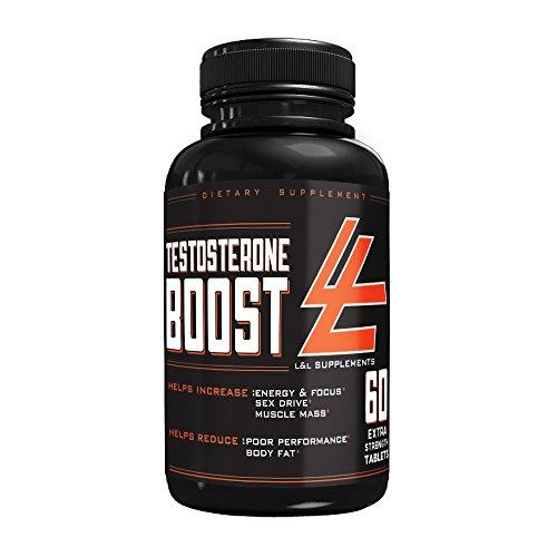 Top Testostérone améliorera l'énergie, promouvoir une Jeune Sex Drive, et vous aider à gagner Lean, Hard Muscle! Fourniture de complètement sûr et naturel Mélange breveté de 30 jours prouvé pour augmenter la testostérone tout en réduisant la graisse du co