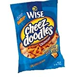 Wise Crunchy Cheese Doodles (Pack of 72)
