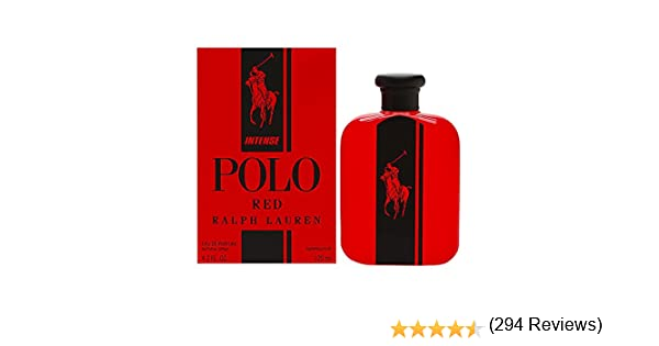 Ralph Lauren (public) Polo Red Intense 125 ml Hombres - Eau de ...