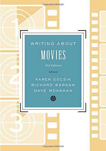Writing About Movies (Third Edition) by Brand: W. W. Norton Company