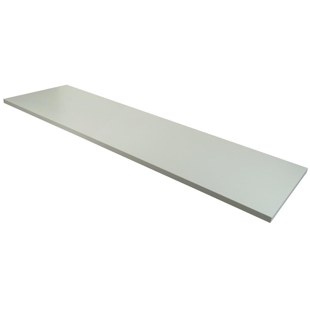 Econoco Commercial Melamine Shelf, 14'' x 48'' (Pack of 4)