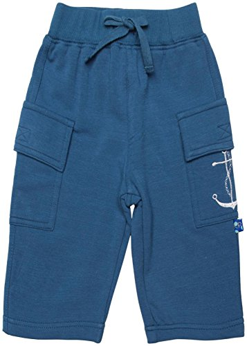 KicKee Pants Cargo Sweatpants (Baby) - Twilight-12-18 Months