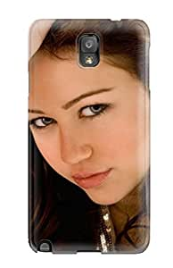New Miley Cyrus 7 Tpu Skin Case Compatible With Galaxy Note 3 1418666K99476042