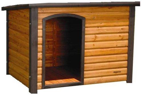 Precision Pet Extreme Log Cabin