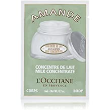 L'Occitane Almond Milk Concentrate, 0.2 oz, sample size