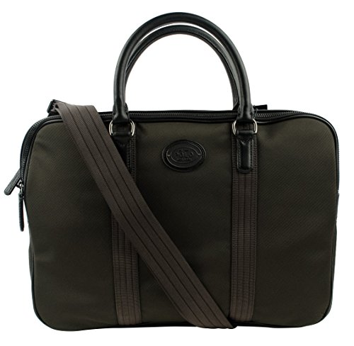 Polo Ralph Lauren Men's Thompson Briefcase-O-One - Lauren Male