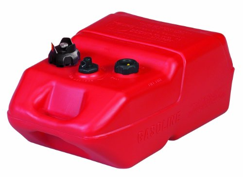 Moeller A/D Portable Fuel Tank with Handle (6.5-Gallon) (Marine Fuel Tank Portable compare prices)