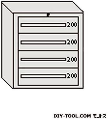 大阪製罐 デラックスキャビネット 若草 幅×奥行×高さ:811×557×881mm DX802