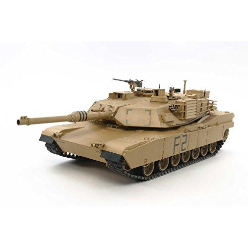 Tamiya America, Inc 1 16 U.S. Main Battle Tank M1A2 Abrams, TAM36212
