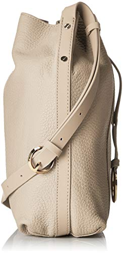 string Pebble Grey Liebeskind Berlin Bag body Beige 9110 Cross Shbucketm Women's 8HtxzqH1