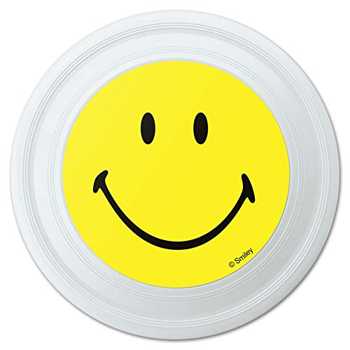 - GRAPHICS & MORE Smiley Smile Happy Yellow Face Novelty 9