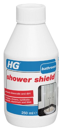 HG shower shield 250ML - A strong protector for all materials in the shower...