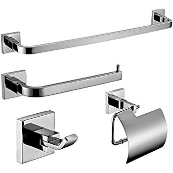 Amazon.com: LINA@ Wall Mount 304 Stainless Bathroom