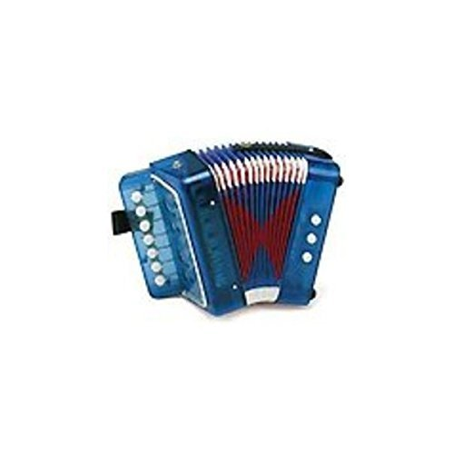 Hohner Toy Accordion - Blue (UC102B)
