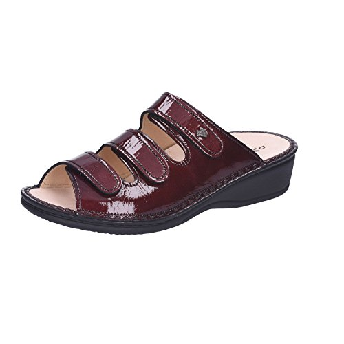 FinnComfort Sandals PISA Bordeaux Bordo Red rrvqn57w