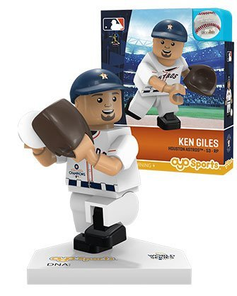 OYO Ken Giles Houston Astros World Series Champions Generation 5 G5 Minifigure