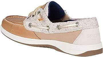 Sperry Women's Rosefish Sparkle Boat Shoe