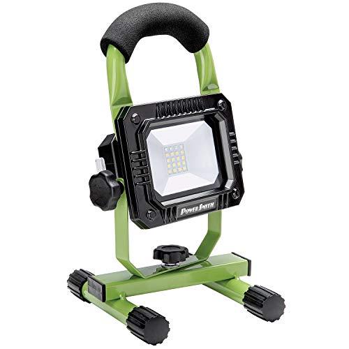 Designers Edge 108 Led 7 4 Volt Rechargeable Portable Work: PowerSmith PWLR108S 800 Lumen Rechargeable LED Work Light