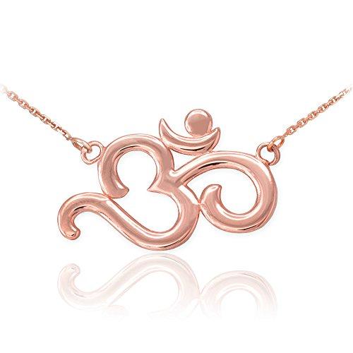 "Hindu Meditation Charm Yoga ""O"