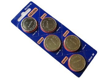 Sony CR2450 3V Lithium Coin Battery (25 Pack)