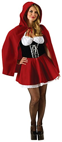 Secret Wishes Full Figure Red Riding Hood Costume