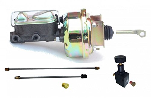GPS Automotive FC0002HK - Hydraulic Kit - Power Brakes 7