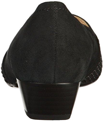 Escarpin Gabor femmes Noir 134 75 8xRqnBwxZ