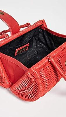 Cleobella Women's Clarissa Wicker Bag