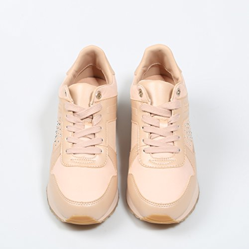 Hilfiger Rosa Wedge Sneaker Rosa Tommy ZqtdcwpEd