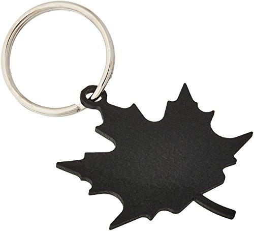 3.5 Inch Maple Leaf Key Chain