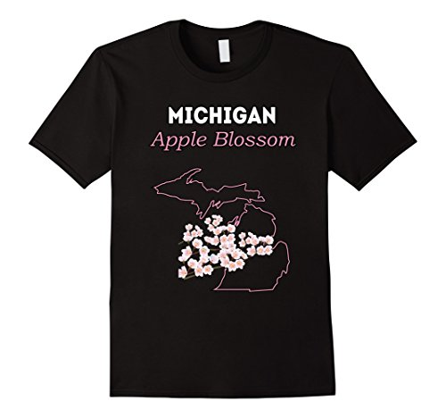 Apple Blossom State Flower - 8
